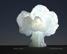 Nuke Table Lamp by Veneri Design Studio – UK