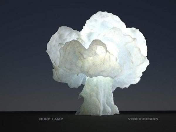 Nuke Lamp by Veneri Design