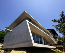 Edge House – Noriyoshi Morimura Architects & Associates – Japan