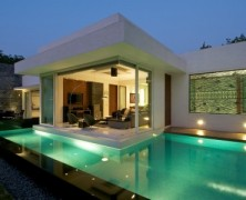 Dinesh Mills Bungalow – atelier dnD – India