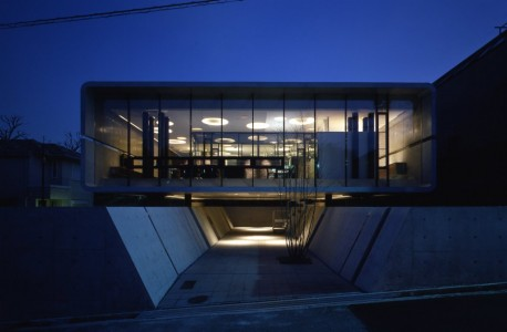 Television House - Noriyoshi Morimura Architects - Japan