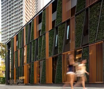 Vertical Living Gallery - Shma + Sansiri PCL + SdA - Thailand