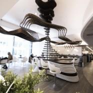 Green Bistro Interior Design – Siddik Erdogan + Jörn Fröhlich – Germany