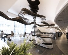 Green Bistro Interior Design – Siddik Erdogan + Jörn Fröhlich – Germany
