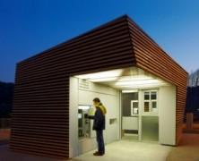 Parking Attendant's Pavilion – Jean-Luc Fugier – US