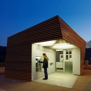 Parking Attendant's Pavilion - Jean-Luc Fugier - US