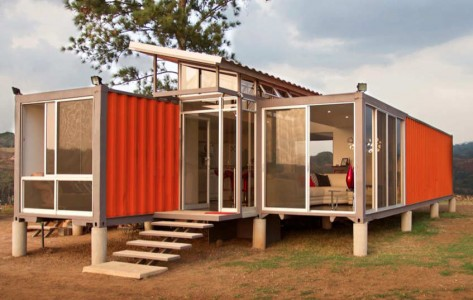 Containers of Hope - Benjamin Garcia Saxe Architecture - Costa Rica