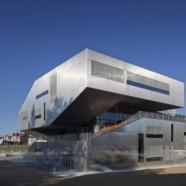 L'arbrisseau Neighborhood Centre – Colboc Franzen & Associes – France