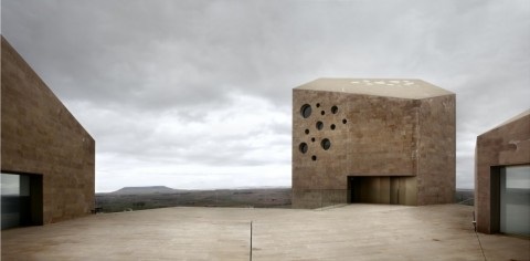 Ribera del Duero Headquarters - Estudio Barozzi Veiga - Spain