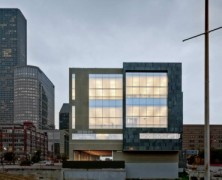 Houston Ballet Center for Dance – Gensler – US