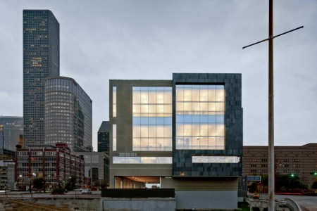 Houston Ballet Center for Dance - Gensler - US