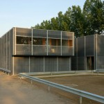 Schoten Workshop Building - Loos Architects - Belgium