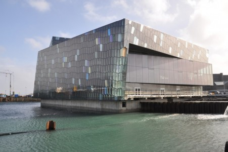 Harpa Concert Hall and Conference Centre - Henning Larsen Architects - Iceland