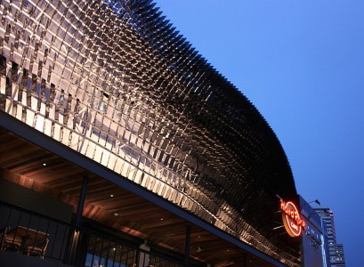 Hard Rock Cafe Facade - Architectkidd - Thailand