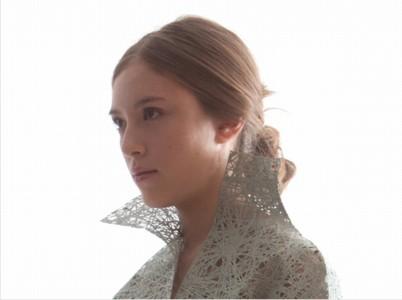 High-tech couture by Jungeun Lee