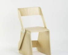 Rever Chair by Jonas Nyffenegger – Ecal