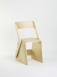 Rever Chair by Jonas Nyffenegger