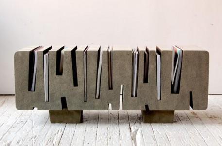 Paper Tables by Matt Gagnon Studio