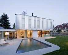 Wohnzimmer House – Caramel Architekten – Austria