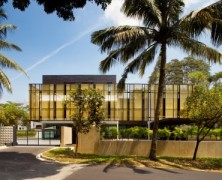 The Golden Box – K2Ld Architects – Singapore