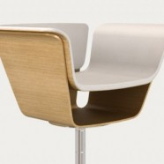 Bar stool S5 by Belyaev Design – Russia