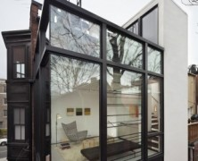 Barcode House – David Jameson Architect – US
