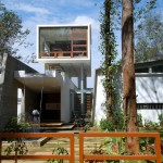 House of Pavilions - Architecture Paradigm - India