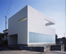 House in Izumiku – Studio NOA Architects – Japan