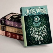 Jules Verne Adventure Series by Jim Tierney