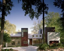 Crab Creek House – Robert Gurney Architect – US