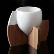 Skase teacup set by Steve Watson – London