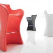 Woopy Chair by Karim Rashid for B-Line