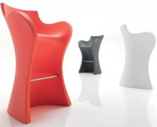 Woopy Chair by Karim Rashid for B-Line