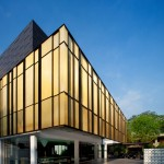 The Golden Box - K2Ld Architects - Singapore