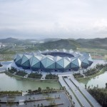 Universiade Sports Center and Bao'an Stadium - Architects von Gerkan Marg and Partners - China