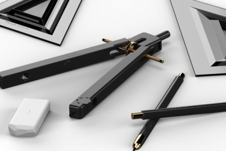 Drafting tools by Philip de los Reyes