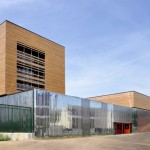College Sports Hall - archi5 - France
