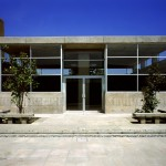 Center for the Blind and Visually Impaired - Taller de Arquitectura-Mauricio Rocha - Mexico