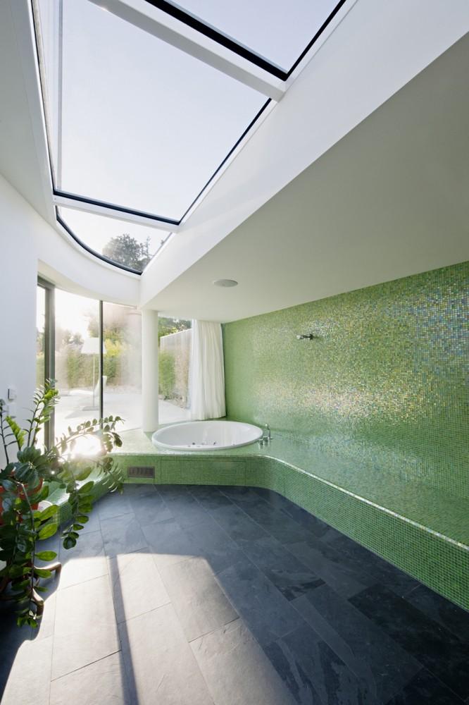 Wohnzimmer House ? Caramel Architekten ? Austria | Simbiosis News Wohnzimmer Modern Hell