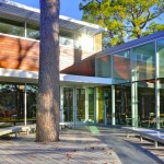 Oak Forest Library - Natalye Appel + Associates Architects with Architect Works, Inc. and James Ray Architects - US