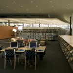 Cesar Chavez Library - Line and Space - US