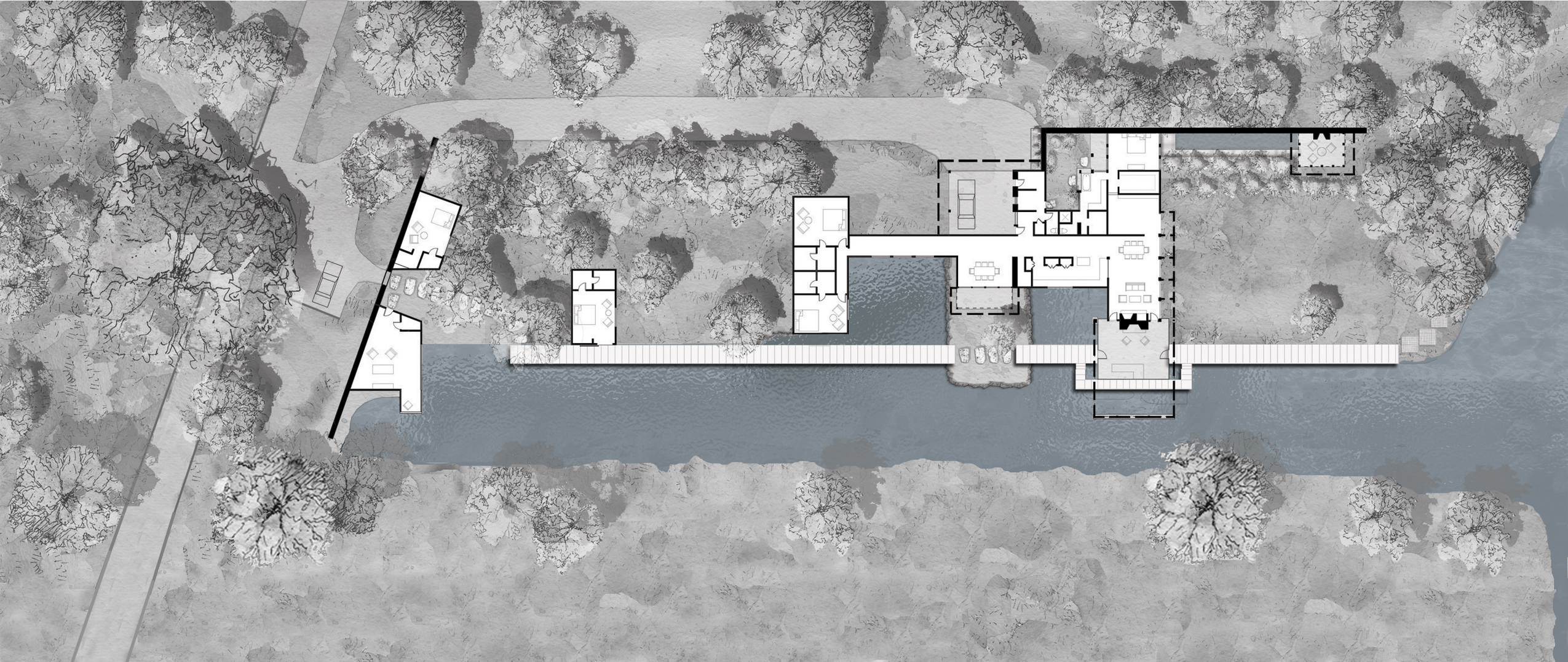 Lake Austin House Lakeflato Architects Us Simbiosis News