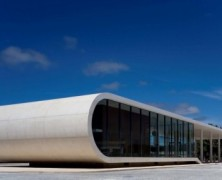Bus Station of Rio Maior – Domitianus Arquitectura – Portugal