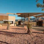 Red Rock Canyon Visitor Center - Line and Space - US
