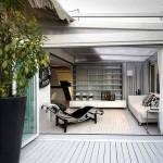 The Ruiz-Maasburg Penthouse by Hector Ruiz Velazquez