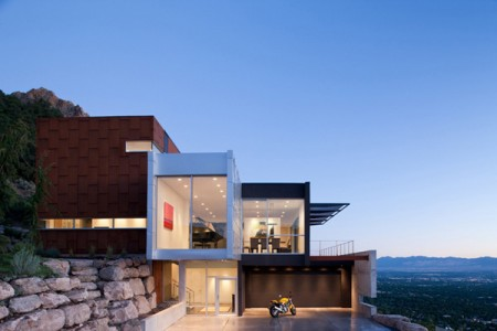 The H-House - Axis Architects – US