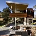 The Syncline House by Arch11