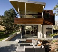 The Syncline House by Arch11 – United States