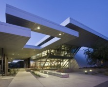 University of Arizona Poetry Center – Line and Space, LLC Architecture – US