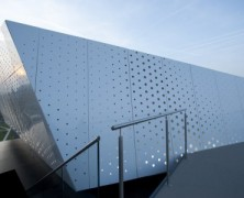 The CUBE – Park Associati Architecture – Belgium